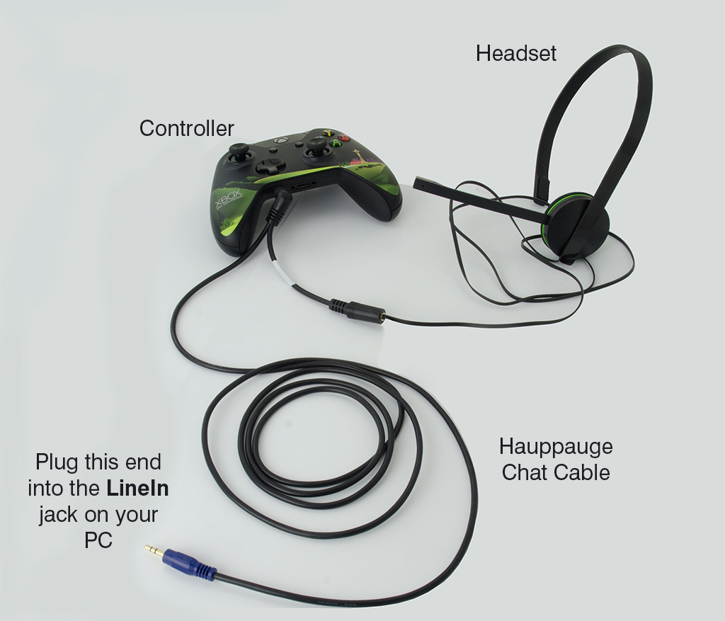 chat cable connection