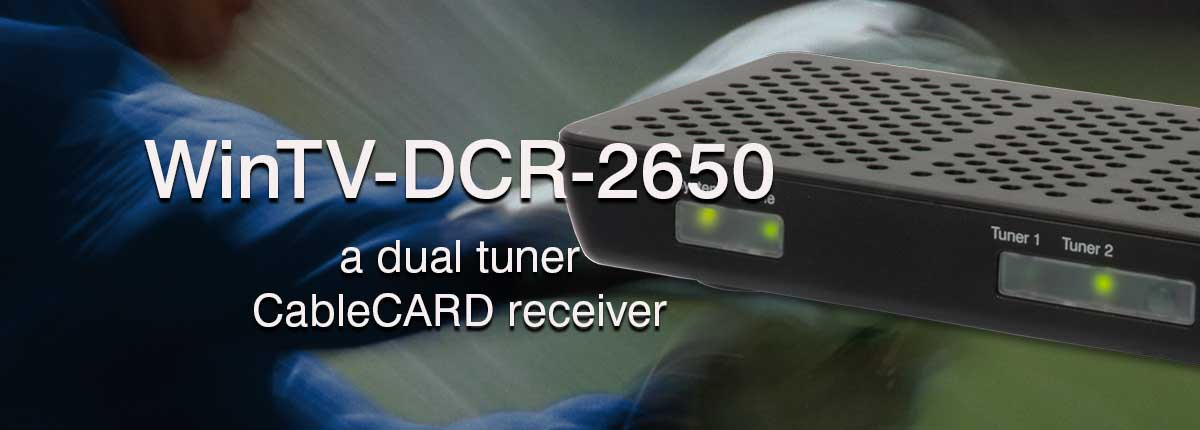 WinTV-DCR-2650